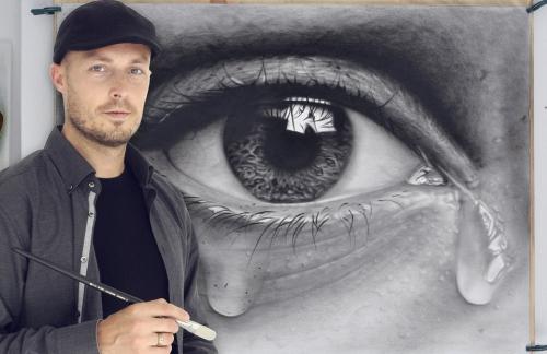 10 zseniális rajz, ami teljesen becsapja a szemet: egyszerű ceruzával készülnek