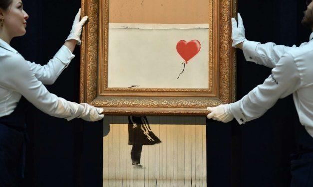 Jön az első budapesti Banksy-kiállítás, hetven alkotás lesz látható