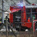 Tűz ütött ki egy jászszentlászlói üzemépületben