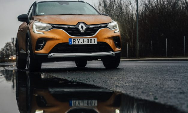 Újra része lehet európai utcaképnek – Renault Captur II. menetpróba