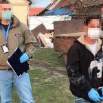 Késsel támadt egy nőre a rajtakapott ócsai betörő (videó)