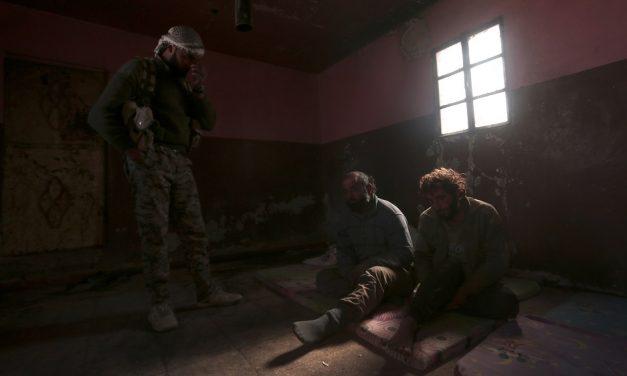 Megszöktek az Iszlám Állam harcosai egy börtönből