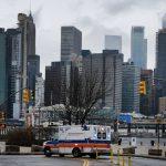 Mentőautók szirénáitól hangos New York