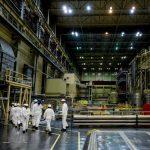 Kisebb tűz volt a Paksi Atomerőmű gépházában