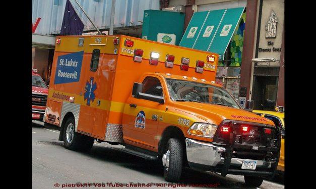 Akit nem tudnak 20 perc alatt újraéleszteni, inkább ott hagyják a New York-i mentők