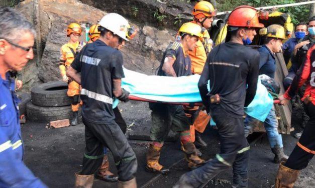 Robbanásban halt meg több bányász