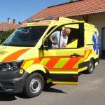 Újabb sárga mentőautó érkezett Sarkadra