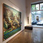 150 millió forintot adott egy magyar művész festményeiért a jegybank