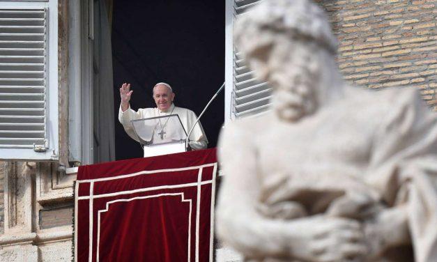 Ferenc pápa a mérsékletesség, a segítségnyújtás és az imádság időszakának nevezte a karácsony előtti heteket