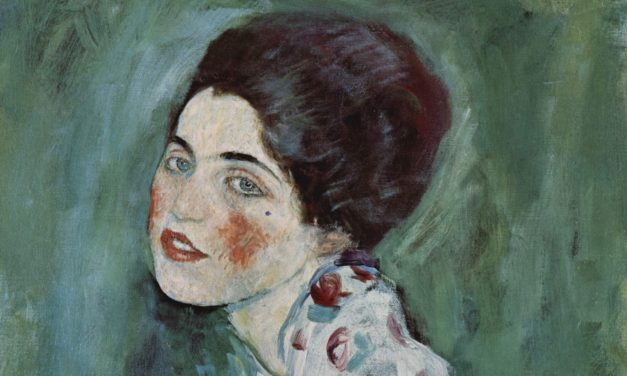 Újra látható az ellopott Klimt-festmény