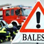 Busz borult fel az M1-esen – mentők, tűzoltók a helyszínen
