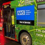 Londoni buszok viszik a koronavírusos betegeket – tehermentesítik a mentőket