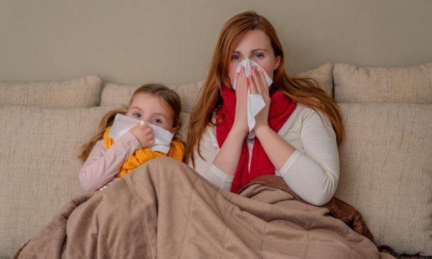 Téli allergia vagy influenza? Így különböztesse meg!