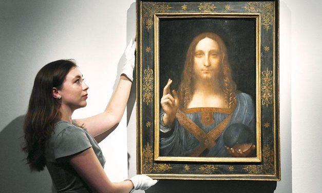 A világ legdrágább festményének rejtélyes kalandja már ötszáz éve tart
