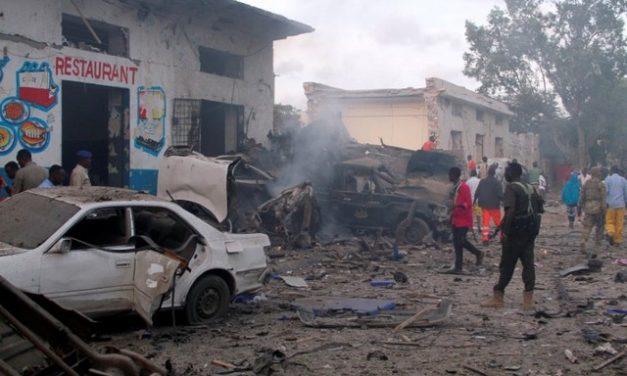 Iszlamista támadás Szomáliában