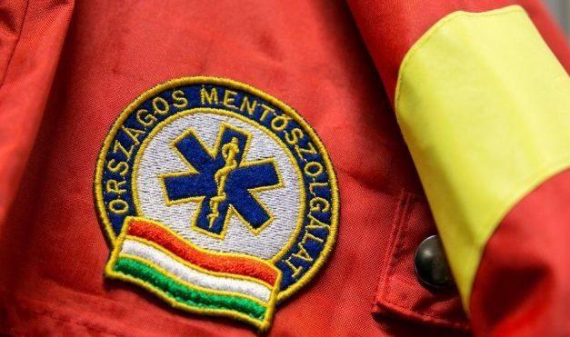 Megmentette egy 65 éves hajdú-bihari asszony életét a rutinos mentőtiszt