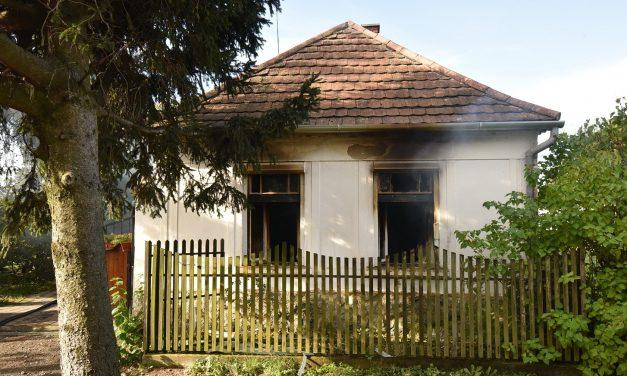 Két életet követelt egy lakástűz Kaposváron