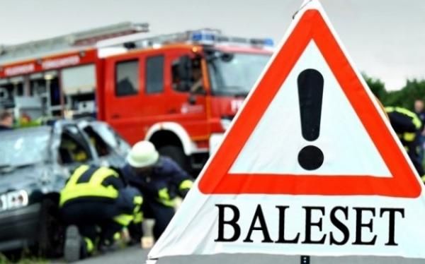 Óriási baleset az M0-son: több kilométeres a torlódás