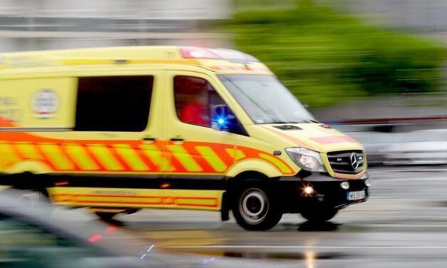 A mentőknek segítség kellett, szóltak a közelben dolgozó munkásoknak