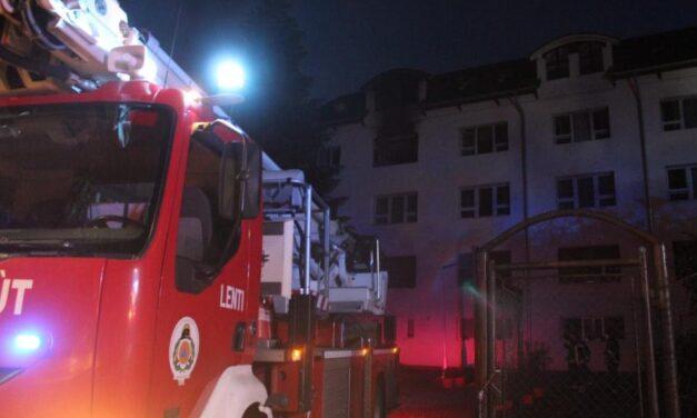 Éjszaka csaptak fel a lángok: pillanatokon múlt a tragédia