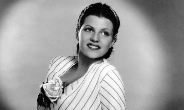 """A frontvonalon harcoló amerikai katonák bálványa is volt Hollywood """"szerelemistennője"""", Rita Hayworth"""