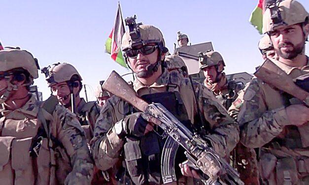 Kommandósokkal számoltak le a tálibok Afganisztánban