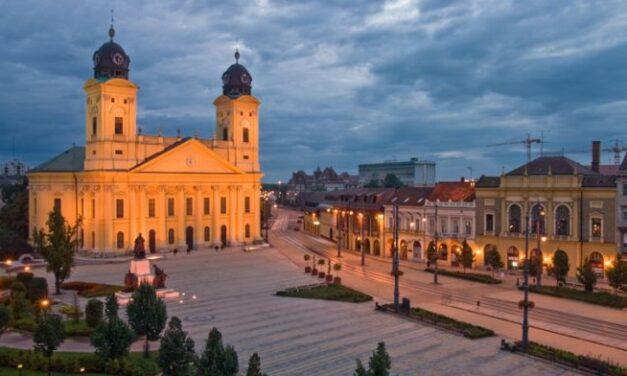Ezzel a kisfilmmel mutatkozik be Debrecen az Irodalom városa hálózat tagjainak