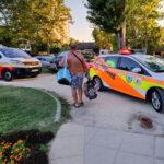 Megkezdtük 14. nyári szolgálatunkat a Balatonnál