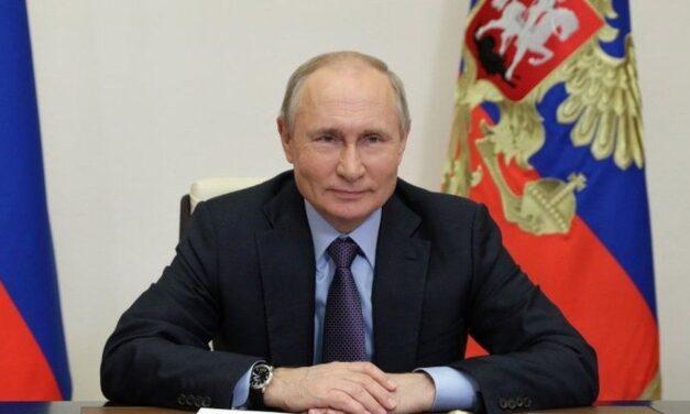 Putyin megszólalt a Biden találkozó után