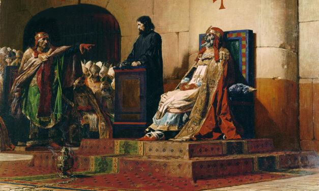 A 9. században kiásták egy pápa holttestét, majd bíróság elé állították: bűnösnek találták a halott Formózusz pápát