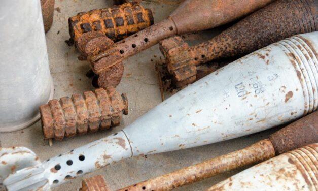 Hatalmas bombát találtak Angyalföldön
