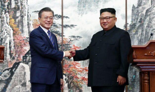 Rendkívüli változás állhat be Észak- és Dél-Korea viszonyában