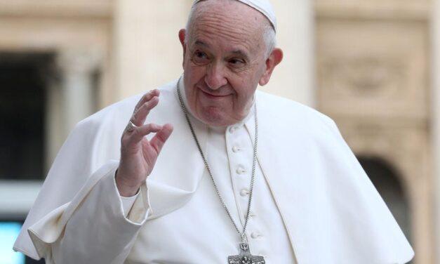 Ferenc pápa szerint a terrorizmus mindenki számára vereség