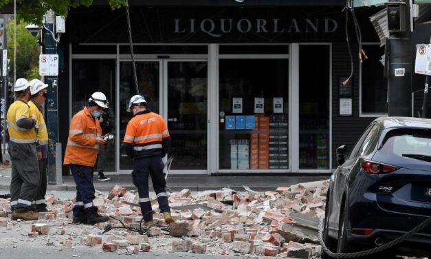 5,9-es erősségű földrengés rázta meg Délkelet-Ausztráliát