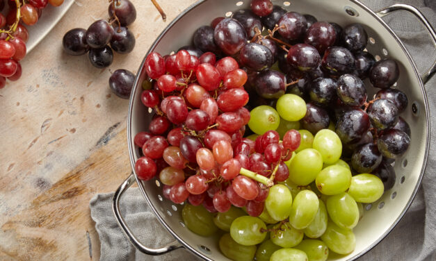 Ezért éri meg sok szőlőt enni – jót tesz a szívnek és az emésztésnek is!