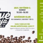 Kávéval töltik meg az Akváriumot október első vasárnapján
