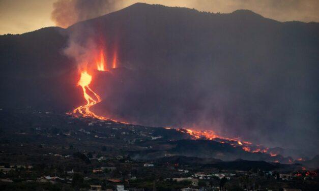 Újabb lávafolyam fenyeget La Palma szigetén