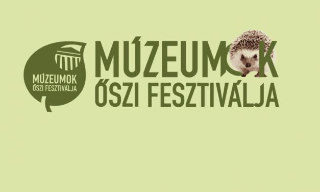 130 múzeum várja az érdeklődőket a 16. Múzeumok Őszi Fesztiválján