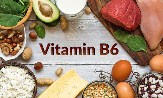B6 vitamin hatása – az asztma és a depresszió ellenszere