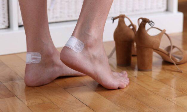 Így törd be az új cipőt, vízhólyagok nélkül – Kényelmesen megúszod!