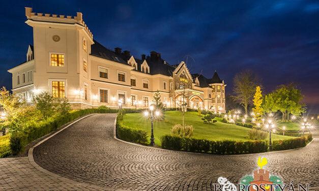 Ég a nyíradonyi Borostyán Med Hotel